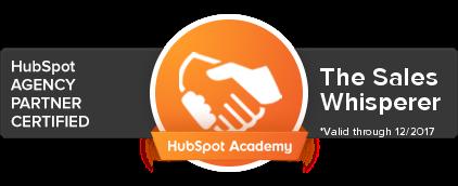 HubSpot Certified Inbound Marketing Expert Wes Schaeffer The Sales Whisperer®