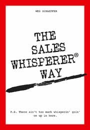 The Sales Whisperer Way Front Compressed